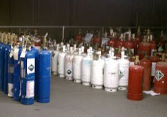 Recharge, Recertify Fire Suppression Bottles